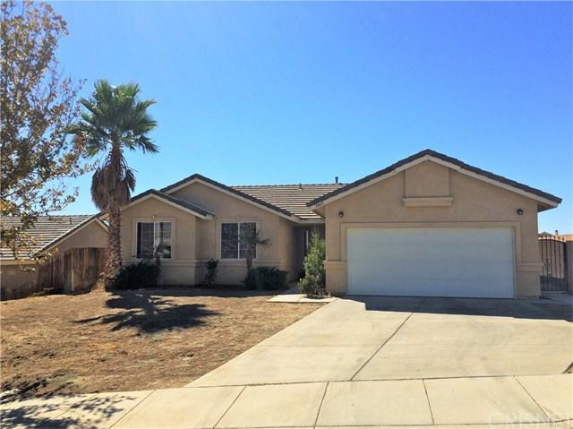 3465 Starjet Street, Rosamond, CA 93560 (#SR18230569) :: Pismo Beach Homes Team