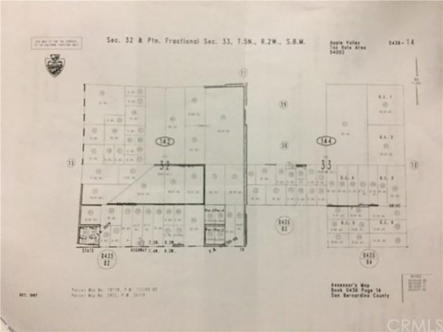 0 Pah-Ute, Apple Valley, CA 92307 (#EV18230703) :: RE/MAX Empire Properties