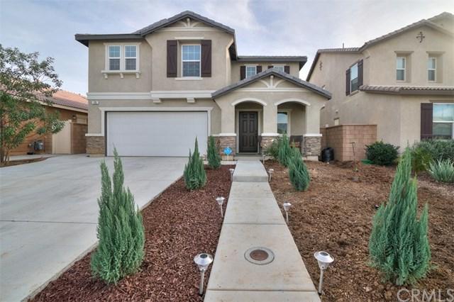 135 Muir Woods Road, Perris, CA 92570 (#PW18230814) :: RE/MAX Empire Properties