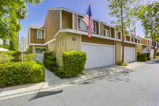 37 Marigold #46, Aliso Viejo, CA 92656 (#OC18224164) :: Teles Properties | A Douglas Elliman Real Estate Company