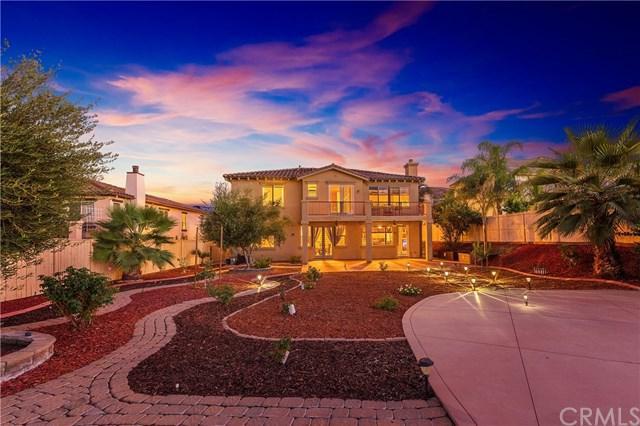 43 Via De La Valle, Lake Elsinore, CA 92532 (#SW18230419) :: RE/MAX Innovations -The Wilson Group