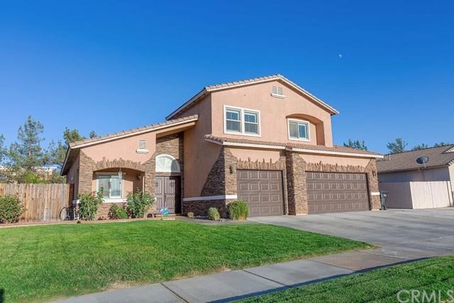 1240 Manassas Drive, Hemet, CA 92545 (#SW18230887) :: RE/MAX Empire Properties