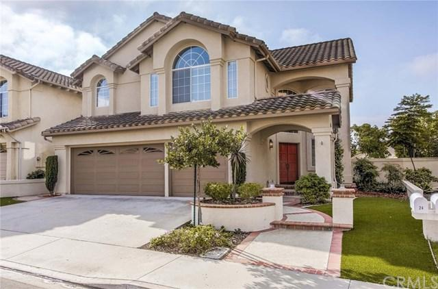 22 Calabria Lane, Lake Forest, CA 92610 (#OC18231380) :: Berkshire Hathaway Home Services California Properties