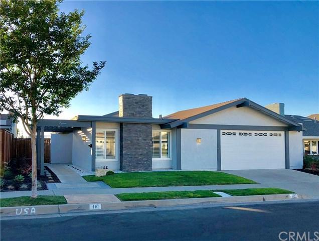 18 Bethany Dr., Irvine, CA 92603 (#PW18231346) :: Scott J. Miller Team/RE/MAX Fine Homes