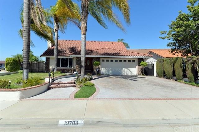 19703 Heathridge Circle, Walnut, CA 91789 (#TR18231543) :: The Laffins Real Estate Team