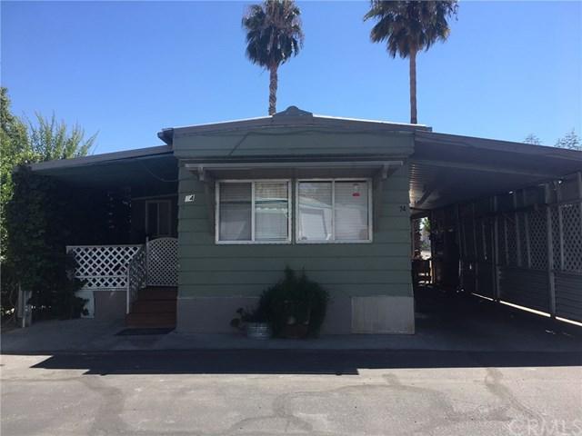 258 W. 7Th. St. #74, San Jacinto, CA 92583 (#SW18231583) :: RE/MAX Empire Properties