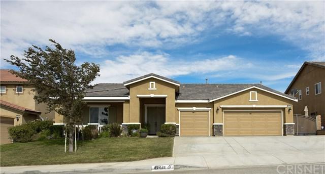 42448 72nd Street W, Lancaster, CA 93536 (#SR18231795) :: Impact Real Estate