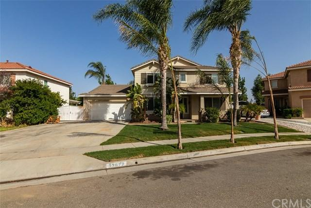 33672 Honeysuckle Lane, Murrieta, CA 92563 (#SW18228696) :: RE/MAX Innovations -The Wilson Group