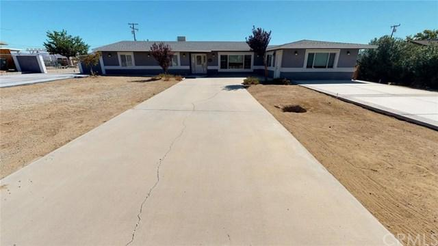 16357 Sago Road, Apple Valley, CA 92307 (#TR18231910) :: RE/MAX Innovations -The Wilson Group