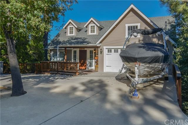 27505 North Bay Road, Lake Arrowhead, CA 92352 (#EV18231877) :: The Laffins Real Estate Team