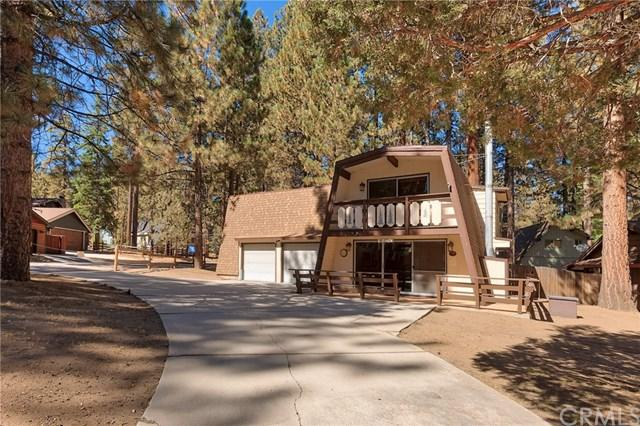 650 San Gorgonio Drive, Big Bear, CA 92315 (#EV18232125) :: The Laffins Real Estate Team