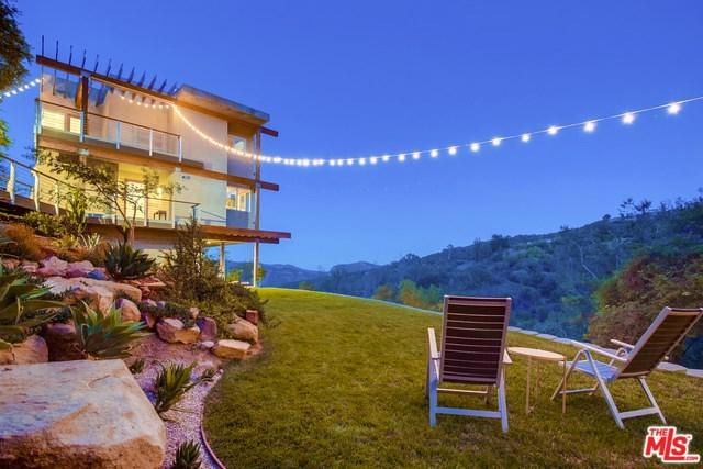 20529 Medley Lane, Topanga, CA 90290 (#18389456) :: Naylor Properties