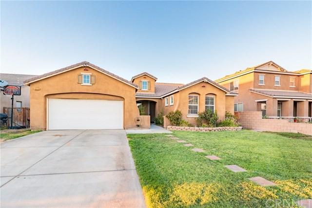 3215 Tumble Weed Avenue, Rosamond, CA 93560 (#SR18232337) :: Naylor Properties