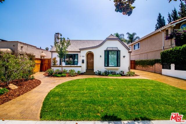 722 N Mccadden Place, Los Angeles (City), CA 90038 (#18389510) :: RE/MAX Innovations -The Wilson Group
