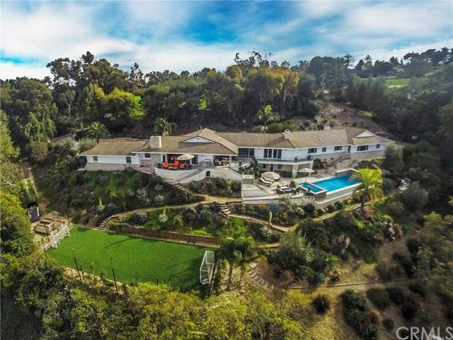 2 Pine Tree Lane, Rolling Hills, CA 90274 (#PV18232515) :: Millman Team