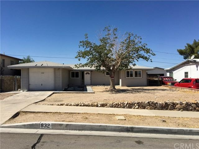 832 S 1st Avenue, Barstow, CA 92311 (#OC18232626) :: The Laffins Real Estate Team
