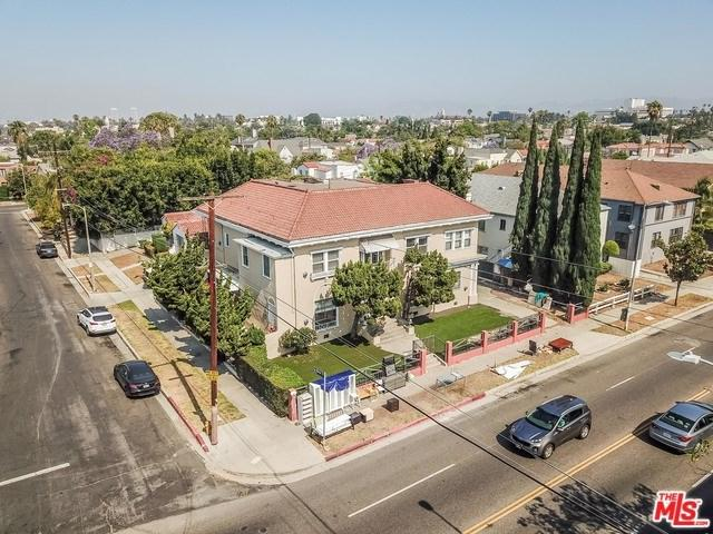 939 S Wilton Place, Los Angeles (City), CA 90019 (#18389568) :: RE/MAX Innovations -The Wilson Group
