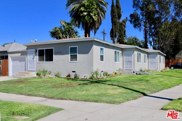 3530 Edgehill Drive, Los Angeles (City), CA 90018 (#18389508) :: RE/MAX Innovations -The Wilson Group