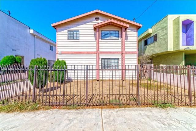 417 E 98th Street #1, Inglewood, CA 90301 (#RS18232949) :: RE/MAX Innovations -The Wilson Group