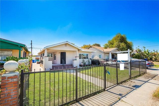 1630 W 51st Street, Los Angeles (City), CA 90062 (#DW18232810) :: RE/MAX Innovations -The Wilson Group