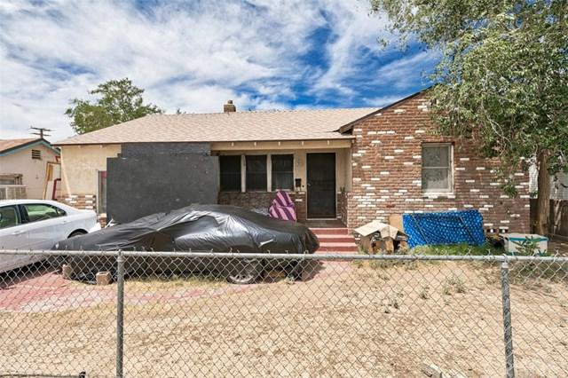 15653 K Street, Mojave, CA 93501 (#SR18222952) :: RE/MAX Parkside Real Estate