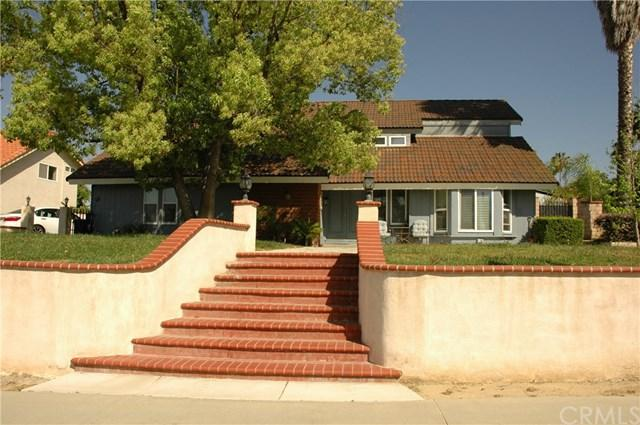 20132 Emerald Meadow Drive, Walnut, CA 91789 (#WS18233180) :: The Laffins Real Estate Team