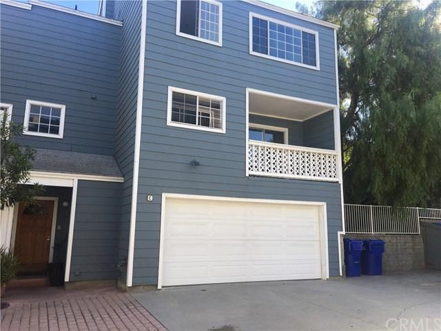 25845 Cypress Street C, Lomita, CA 90717 (#SB18233336) :: The Laffins Real Estate Team