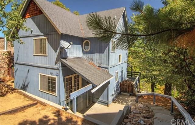 28250 Arbon Lane, Lake Arrowhead, CA 92352 (#EV18233453) :: The Laffins Real Estate Team