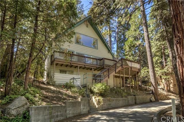 185 Rocky Point Way, Lake Arrowhead, CA 92352 (#EV18233616) :: The Laffins Real Estate Team