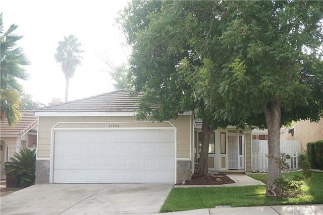 27928 Red Dawn Drive, Menifee, CA 92585 (#SW18233590) :: California Realty Experts