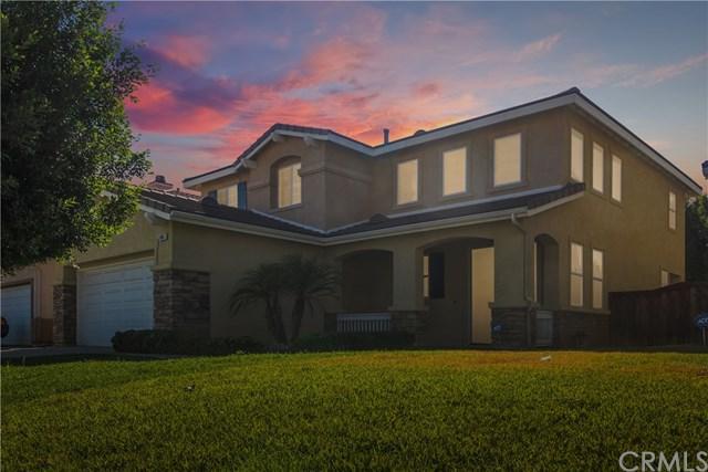 10065 Deville Drive, Moreno Valley, CA 92557 (#IV18233064) :: The Laffins Real Estate Team