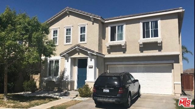 17357 Blue Aspen Lane, Canyon Country, CA 91387 (#18388288) :: Fred Sed Group