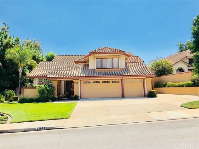 13971 Annandale Lane, Rancho Cucamonga, CA 91739 (#CV18233694) :: The Laffins Real Estate Team