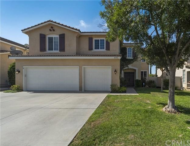 26361 Roland Road, Murrieta, CA 92563 (#SW18233689) :: California Realty Experts