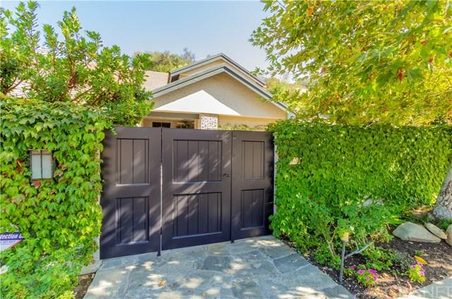 3830 Vanalden Avenue, Tarzana, CA 91356 (#SR18233865) :: The Laffins Real Estate Team