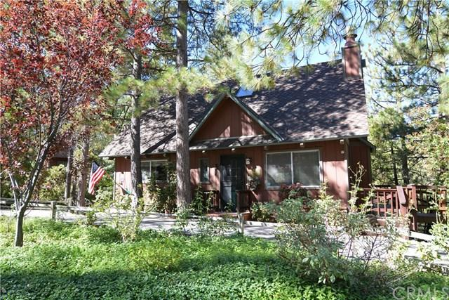 1140 Evergreen Lane, Lake Arrowhead, CA 92352 (#EV18234124) :: The Laffins Real Estate Team