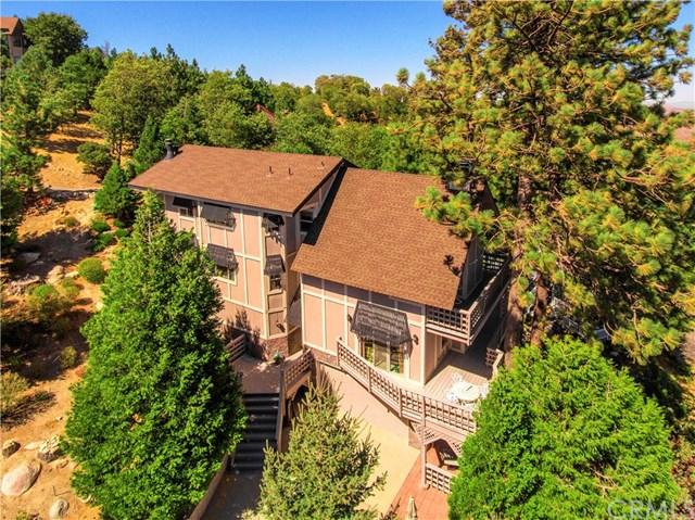 27822 St Bernard Lane, Lake Arrowhead, CA 92352 (#EV18234160) :: The Laffins Real Estate Team