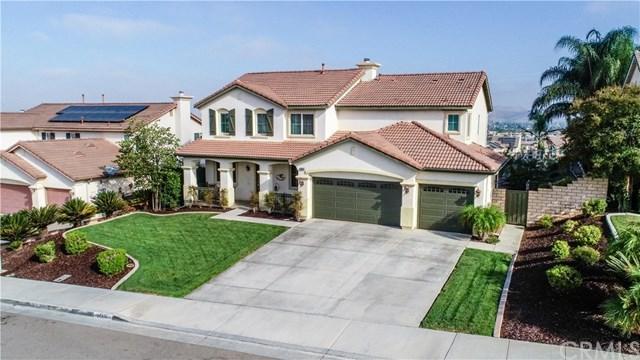 31474 Shadow Ridge Drive, Menifee, CA 92584 (#SW18234261) :: California Realty Experts