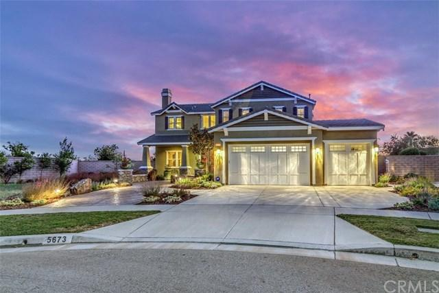 5673 Stoneview Road, Rancho Cucamonga, CA 91739 (#CV18233653) :: The Laffins Real Estate Team