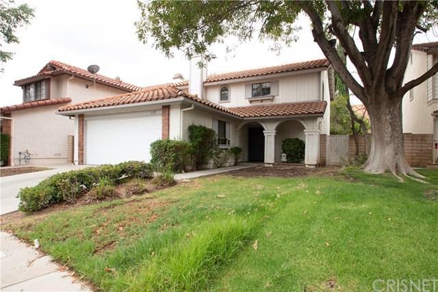 12231 Crystal Hills Way, Porter Ranch, CA 91326 (#SR18234735) :: The Laffins Real Estate Team