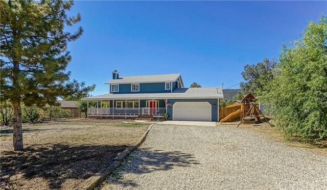 817 Glenbrook Drive, Frazier Park, CA 93225 (#SR18236075) :: RE/MAX Parkside Real Estate