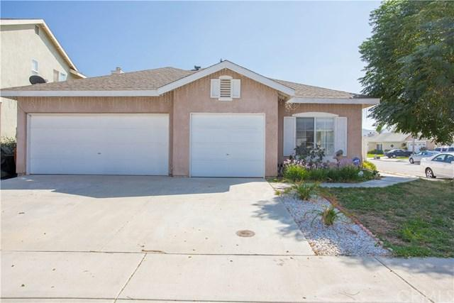 3393 Double Butte Street, Hemet, CA 92545 (#SW18235588) :: The Laffins Real Estate Team