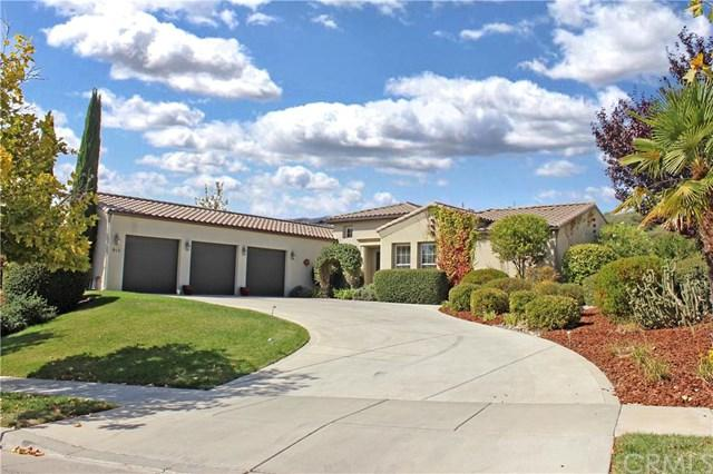 915 Salida Del Sol Drive, Paso Robles, CA 93446 (#SP18235442) :: RE/MAX Parkside Real Estate