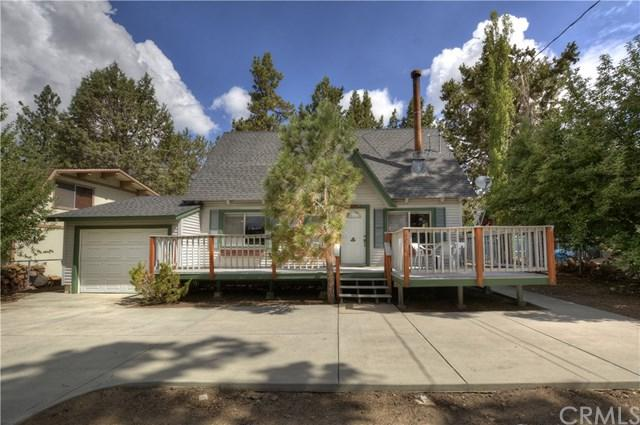 1039 Rocky Mountain Road, Big Bear, CA 92314 (#IV18166458) :: Fred Sed Group