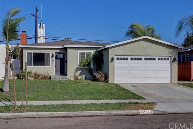 22622 Ladeene Avenue, Torrance, CA 90505 (#SB18237375) :: Millman Team