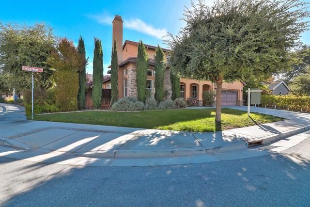 16815 Cabernet Circle, Morgan Hill, CA 95037 (#ML81725037) :: Fred Sed Group