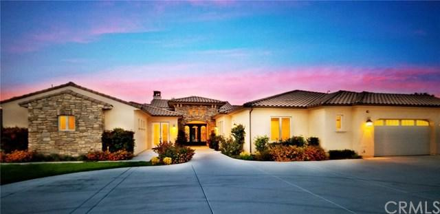 43876 Shady Creek, Temecula, CA 92590 (#SW18238782) :: The Laffins Real Estate Team