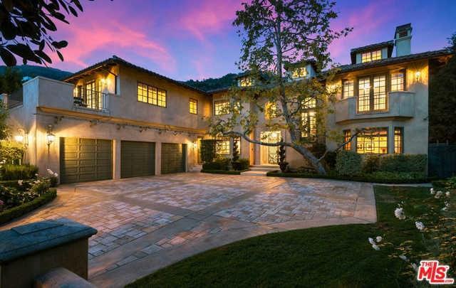 1466 Bienveneda Avenue, Pacific Palisades, CA 90272 (#18392176) :: Fred Sed Group
