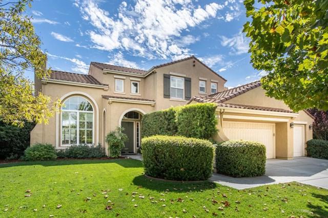 150 Coriander Avenue, Morgan Hill, CA 95037 (#ML81724128) :: Fred Sed Group