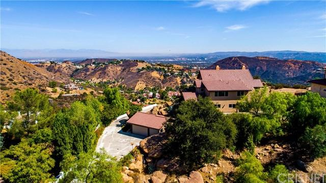 14 Hacienda Road, Bell Canyon, CA 91307 (#SR18235890) :: Fred Sed Group